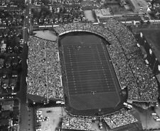Hamilton Tiger-Cats Ivor Wynne Stadium (1960's) -  8x10 B&W Photo