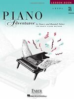 Piano Adventures Level 3A - Lesson Book 2nd Edition