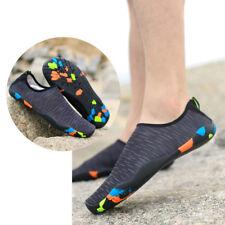 Mens Womens Water Shoes Aqua Shoes Beach Wet Wetsuit Shoes Swim Surf Shoes UK ME