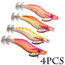 4x FINESSE EGI SQUID JIGS 2.0 / Fishing Lures / Lure for rod / Fishing Lures
