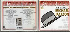THE STARSOUND ORCHESTRA plays the hits MICHAEL JACKSON TRIBUTE CD 16 TRACCE 2002