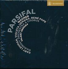 Wagner PARSIFAL box CD NEW Gary Lehman Violeta Urmana Rene Pape