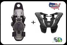Mobius X8 Wrist Brace GREY/BLACK M/L  Left or Right + ATLAS AIR MX  OFFROAD  ATV