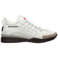 Dsquared2 sneakers men 551 SNM0505065B0001M1048 leather logo detail shoes