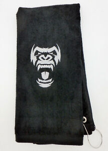 Personalized Embroidered Golf/Bowling Towel The Gorilla