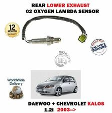 FOR CHEVROLET DAEWOO KALOS 1.2 2003-2006 LOWER EXHAUST 02 OXYGEN LAMBDA SENSOR