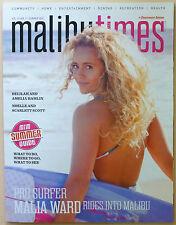 MALIBU TIMES MAGAZINE Summer Issue 2016 Vol 13 No 2 NEW