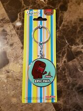 Domo Icecream Drop Epic Fail Key Chain Buy 1 Get 2 Domo Items FREE