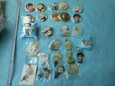 japan anime manga Yuri!!! on Ice  / Keyring / Badge / goods set (y1 393