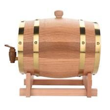3 litri Botte porta sacca bag in box di rovere per sacca per la birra Rum