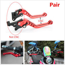 Adjustable GY6 Brake Lever CNC Disc/Drum Hand Brake-horns Motorcycle Accessories