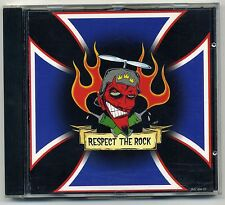 Hellacopters / Gluecifer -Respect The Rock MCD Bloodlights Backyard Babies Zeke