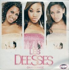 CD SINGLE 3 TITRES--LES DEESSES--ON A CHANGE--2007