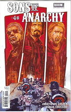 Sons of Anarchy TV Series Comic Book #4, Boom 2013 NEW UNREAD