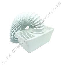 WHITE Knight Universal asciugatrice condensatore INDOOR kit di sfiato scatola con tubo