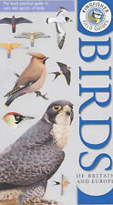 Very Good, Kingfisher Field Guide to the Birds of Britain and Europe (Kingfisher