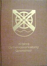 80 Jahre Gemeindeverwaltung Quierschied Saar 1983