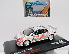 PEUGEOT 307 WRC #3 CUOQ RALLYE DU VAR 2007 1/43