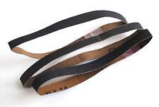 3 x Spare Belts 150 240 320 Grit for our 25mm File Sander, Sanding, Hobby. W3299