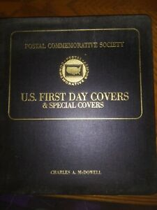 1982-1983 Postal Commemorative Society US First Day Covers