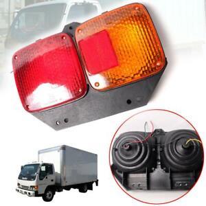 Fit 2010-14 Hino Kt 725 Kb Kl Kr Truck Fuso Tail Lamp Light Left Left Universal