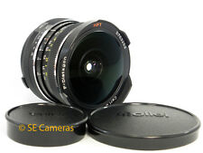 CARL ZEISS F DISTAGON 16MM F2.8 ROLLEI QBM MOUNT PRIME LENS SL35 ETC **MINT**