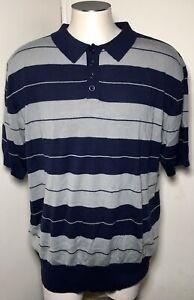 Lowrider Original Quality Mens Sz XXL Old School Charlie Brown Polo Shirt