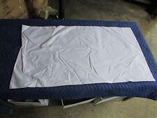 DOWN ETC 100% Cotton Pillow Case 235 TC White 20 X 36 ( PAIR - 2 PILLOW CASES )