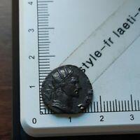 H04415 pièce de monnaie romaine antoninien à identifier