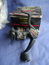 A SCARCE OLD SHOP STOCK BOXED SHAKESPEARE GRAPHITE 2260 SERIES 040 SPINNING REEL