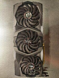 MSI GeForce RTX 2080 Ti GAMING X TRIO 11GB Video Graphics Card