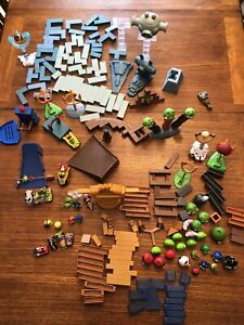 Angry Birds Huge Lot 200+  Pieces Star Wars Figures Launchers Telepods Cars GO