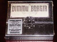 Dimmu Borgir - Abrahadabra (Deluxe Box Set with digipak & book) NEW CD