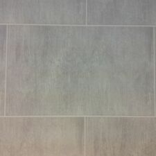 1 Decor bathroom plastic wall and ceiling cladding Stirling Silver Tile Panel
