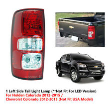 LH TAIL LIGHT NORMAL TYPE (NO LED LIGHT) FOR CHEVROLET HOLDEN COLORADO 12 - 15
