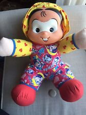 "TURMA DA MONICA BRAZIL PLUSH  multibrink DOLL 14"" Stuffed Toy"