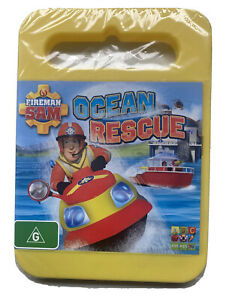 Fireman Sam Ocean - Rescue | DVD Region 4 | Brand new & sealed ABC kids