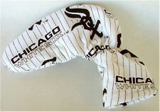 Chicago White Sox Golf Club Headcover / Puttercover/ Putter Club Cover