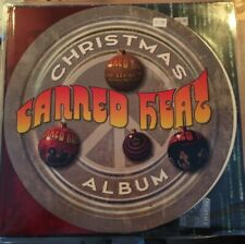 Canned Heat - Christmas Album LP [Vinyl New] Limited Ed. Picture Disc RSD BF