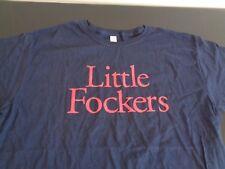 LITTLE FOCKERS Movie PROMO Shirt 2010 Ben Stiller Size LARGE Free Shipping NEW