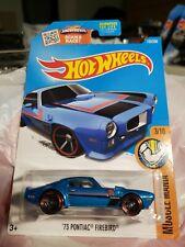 Hot Wheels 1973 Pontiac Firebird 2013 Muscle Mania 3/10