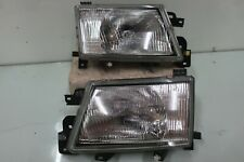 97-99 SUBARU FORESTER SF5 ZENKI GLASS HEADLIGHTS LAMPS LIGHTS Head Lights OEM