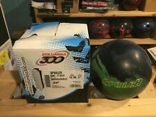 Columbia 300 Spoiler Solid 14lbs New & Undrilled 1ST Quality & Great Box Spec's!