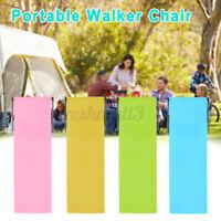 Outdoor Portable Folding Chair Beach Mat Light Leisure Chair Camping Picnic #