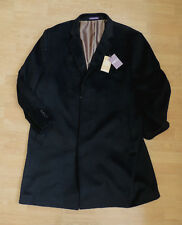 Men's Trench Coat Cashmere Blend Pure Luxury Collection 50R RRP £220 R10-9