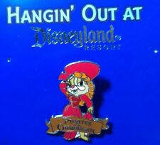 Disneyland Hanging Hangin' Out Pirates of Caribbean Red Head Annual Disney Pin