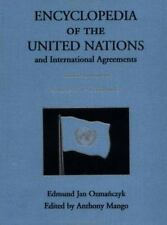 Encyclopedia of the United Nations and International Agreements, Vol. 4
