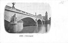 BR55660 Pont lepold Liege belgium