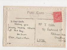 Mr T Ditch Eastwood Street Mitcham Lane Streatham London SW16 1929 301b
