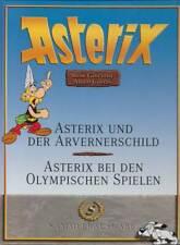 Asterix Sammlerausgabe Band 6: Arvernerschild / Olympischen Spielen (2005) Z 0-